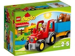 lego 10524 traktor pa bondegarden