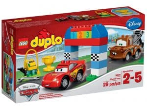 lego 10600 disney pixar cars det klassiske racerlob