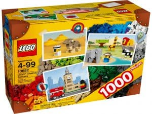 lego 10682 kreativ kuffert