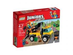 lego 10683 lastbil til vejarbejde