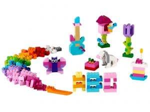 lego 10694 kreativt tilbehor lyse farver
