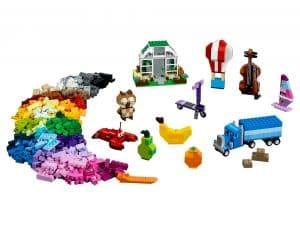 lego 10705 kreativ byggekurv