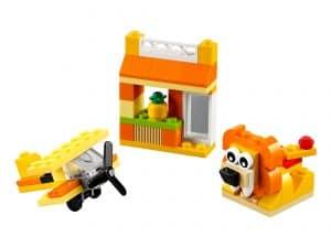 lego 10709 orange kreativitetssaet