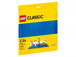 lego 10714 bla byggeplade