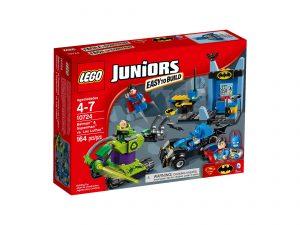 lego 10724 batman og superman mod lex luthor
