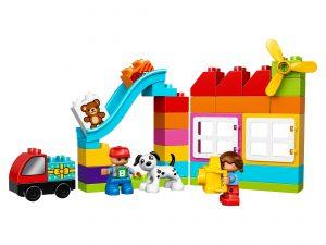 lego 10820 duplo 10820 kreativ byggekurv