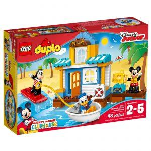 lego 10827 mickey og venner strandhus