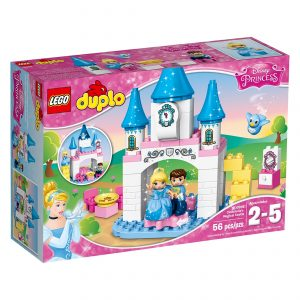 lego 10855 askepots magiske slot