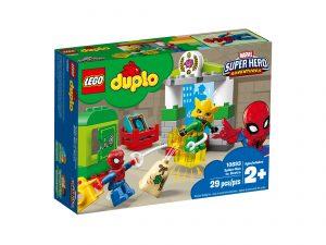 lego 10893 spider man mod electro