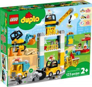 lego 10933 byggeplads med tarnkran