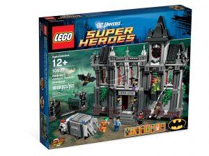 lego 10937 batman flugten fra arkham asylum