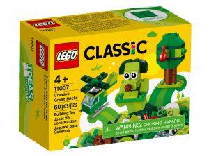 lego 11007 kreative gronne klodser