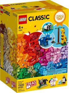 lego 11011 klodser og dyr