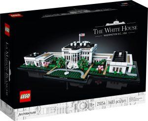 lego 21054 det hvide hus