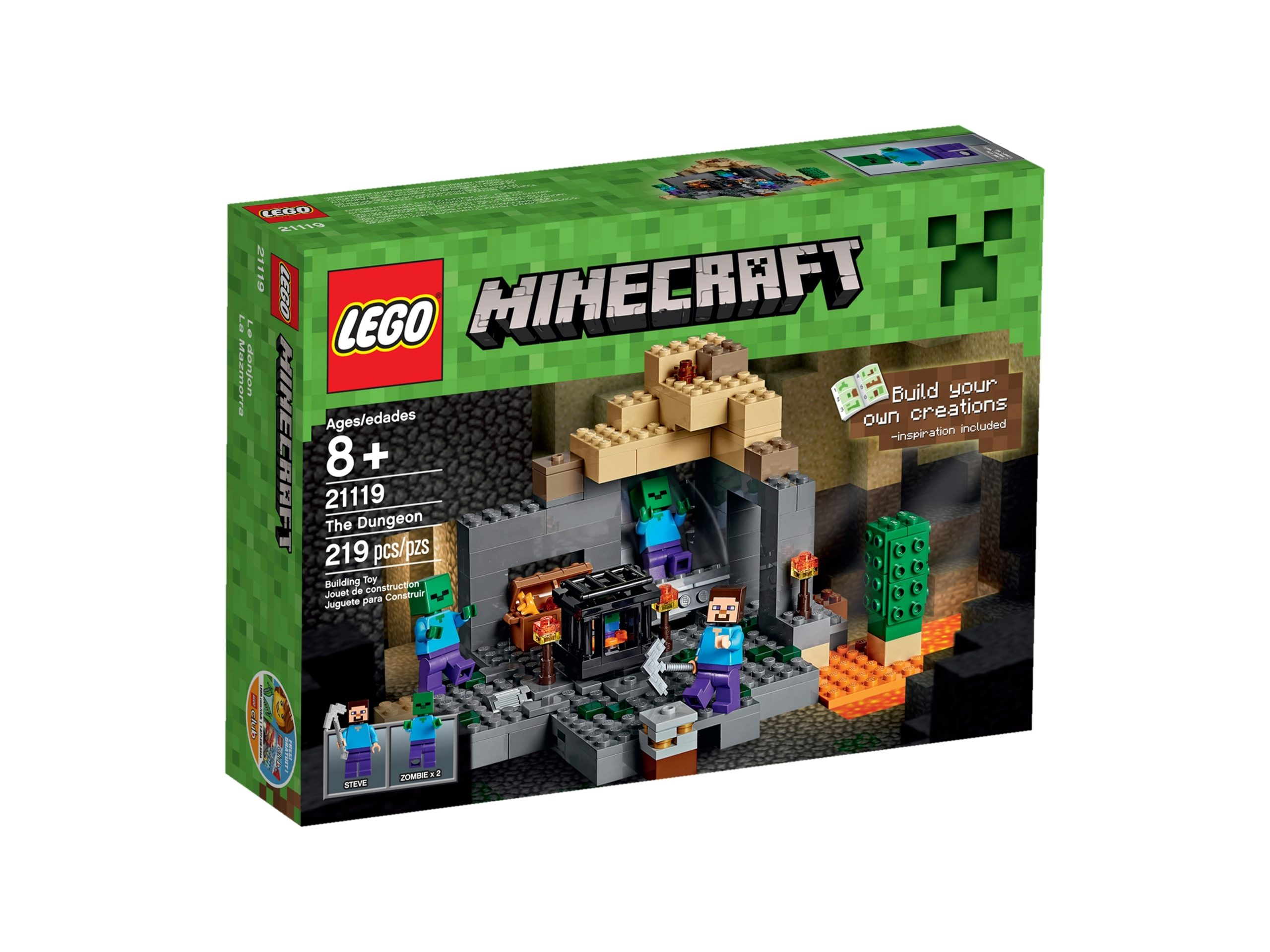 lego 21119 the dungeon scaled