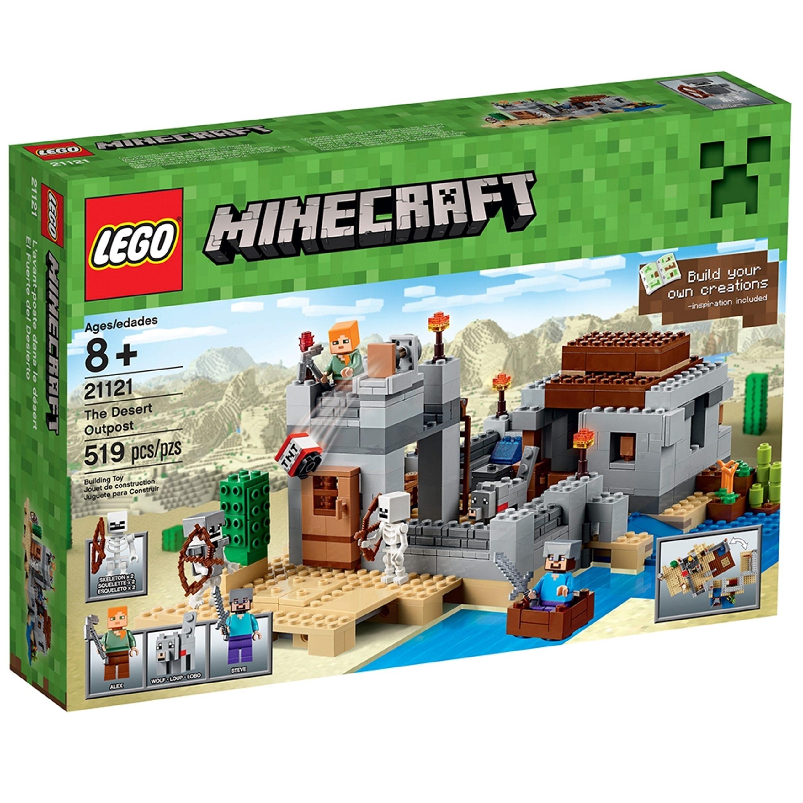 lego 21121 orkenforposten scaled