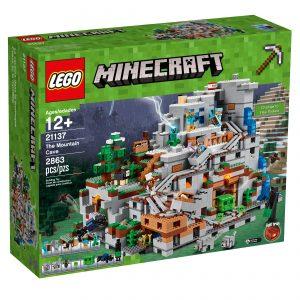 lego 21137 bjerghulen