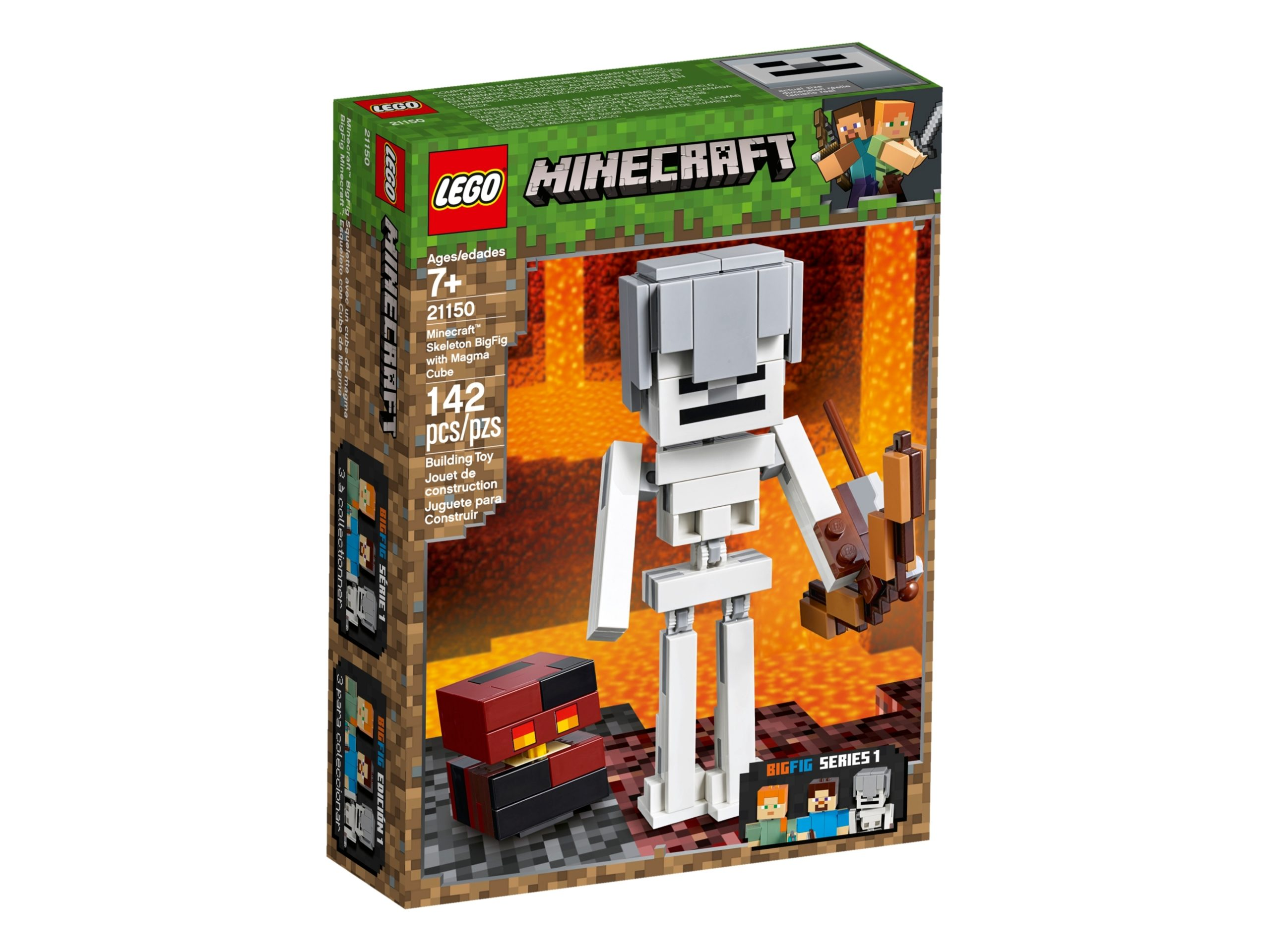 lego 21150 stor skeletfigur med magmakubus scaled
