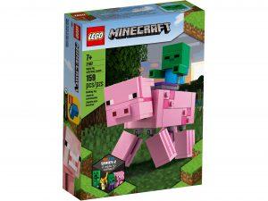 lego 21157 stor grisefigur med zombieunge