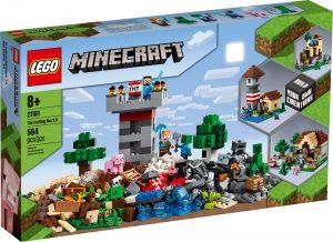 lego 21161 crafting boks 3 0