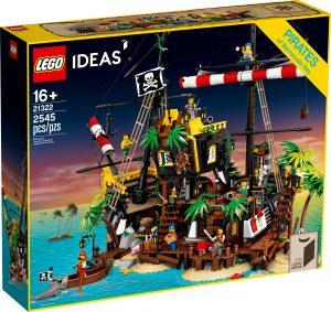 lego 21322 barracuda bugtens pirater