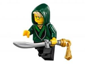 lego 30609 ninjago lloyd minifigur