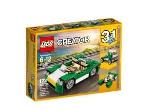 lego 31056 gron cabriolet