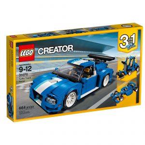 lego 31070 turboracerbil