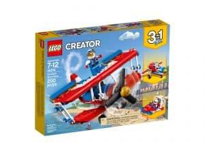 lego 31076 vovehalsens stuntfly