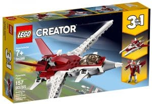 lego 31086 futuristisk fly