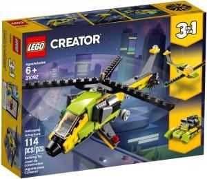 lego 31092 helikoptereventyr