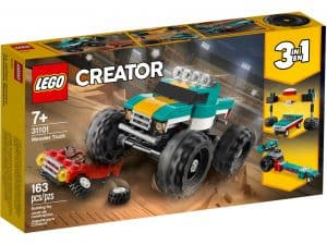 lego 31101 monstertruck