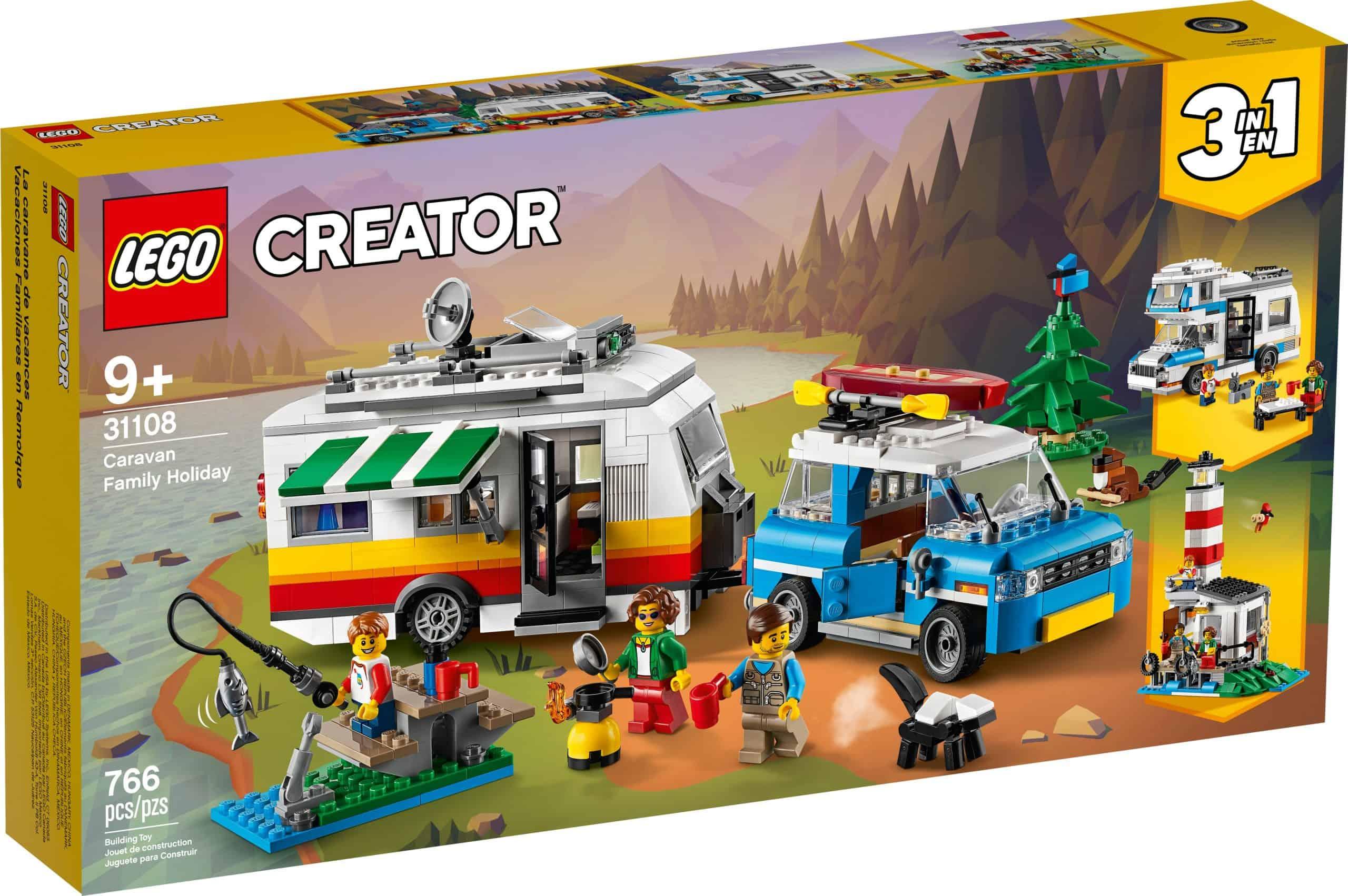 lego 31108 familieferie med campingvogn scaled