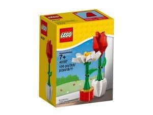 lego 40187 blomsteropstilling