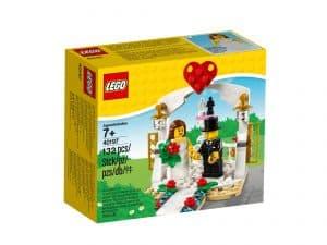 lego 40197 minifigursaet til bryllupsgaester 2018