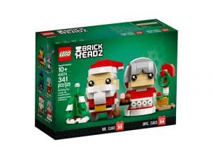 lego 40274 julemanden og kone