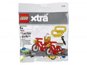 lego 40313 cykler
