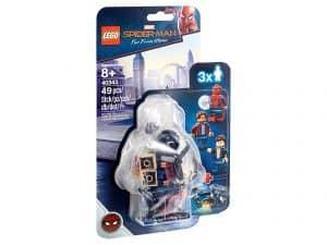 lego 40343 spider man og museumsroveriet