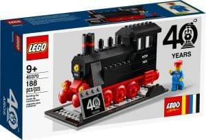 lego 40370 tog 40 ars jubilaeumssaet
