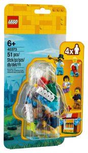 lego 40373 minifigur og tilbehorssaet forlystelsespark