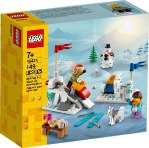 lego 40424 sneboldkamp