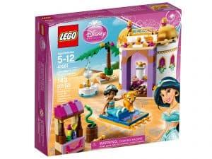 lego 41061 jasmins eksotiske palads