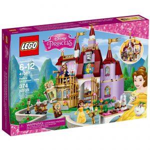 lego 41067 belles fortryllede slot