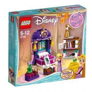 lego 41156 rapunzels sovevaerelse pa slottet