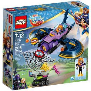lego 41230 batgirl batjet jagt