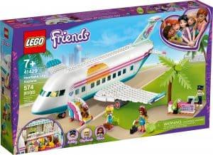 lego 41429 heartlake flyvemaskine