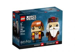 lego 41621 ron weasley og albus dumbledore