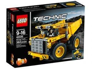 lego 42035 minetruck