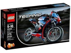 lego 42036 motorcykel