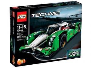 lego 42039 24 timers racerbil